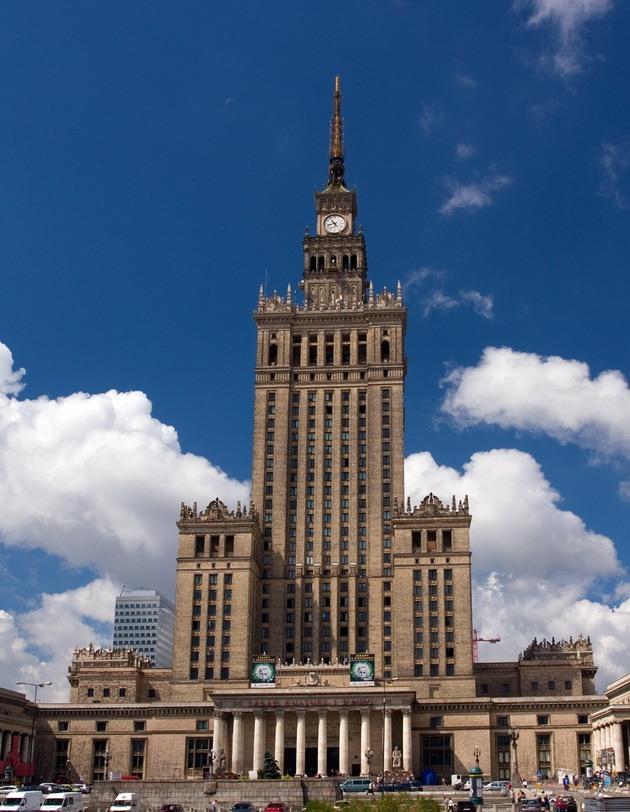 Палац Культури і Науки у Варшаві (2)