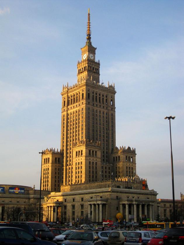 Палац Культури і Науки у Варшаві (7)
