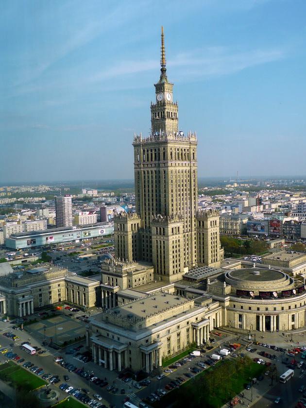 Палац Культури і Науки у Варшаві (6)