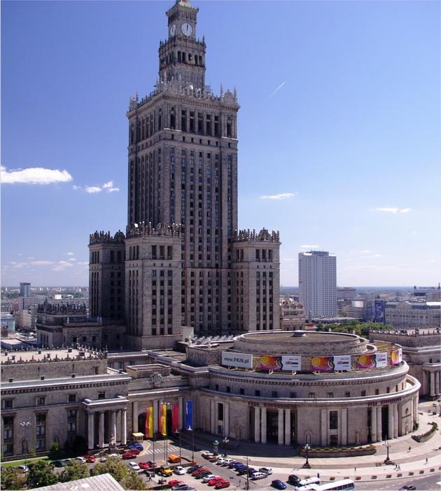 Палац Культури і Науки у Варшаві (5)