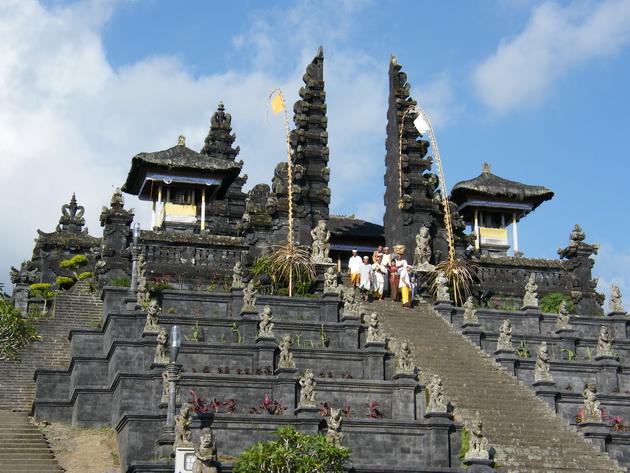 Храм Пура Бесакіх на Балі (7)