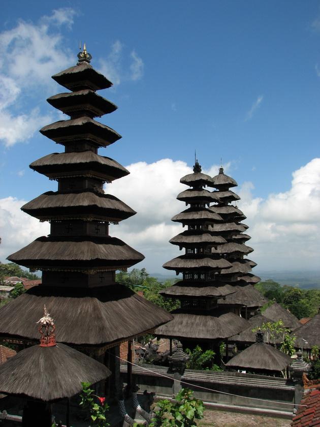 Храм Пура Бесакіх на Балі (5)