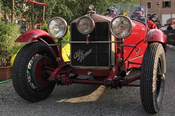 Mille Miglia 2012 - фестиваль старовинних автомобілів (25)