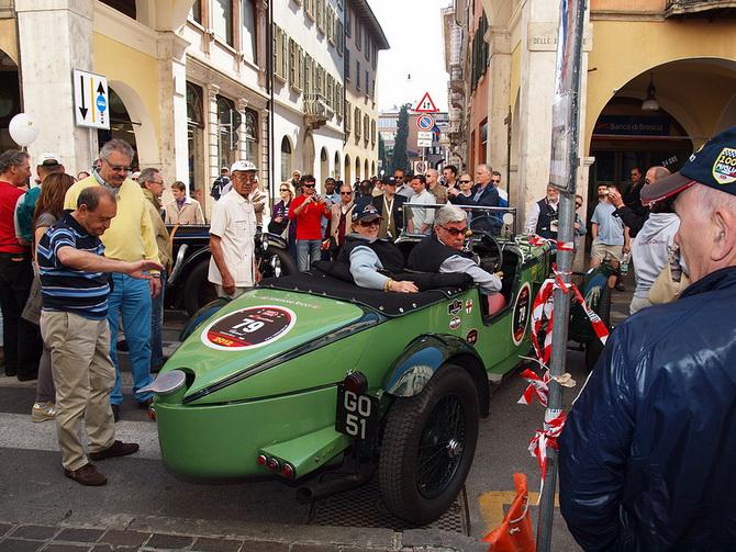 Mille Miglia 2012 - фестиваль старовинних автомобілів (20)