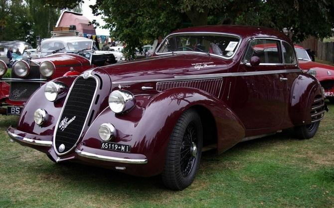 Mille Miglia 2012 - фестиваль старовинних автомобілів (8)