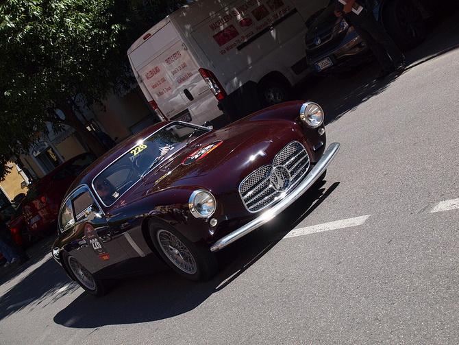Mille Miglia 2012 - фестиваль старовинних автомобілів (3)