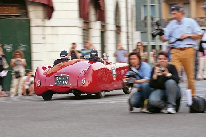 Mille Miglia 2012 - фестиваль старовинних автомобілів (2)