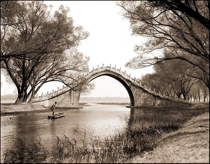 Юйдайцяо. Міст Нефритового Пояса (6)