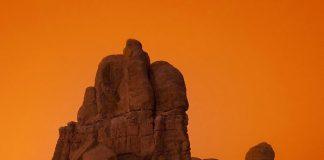 Балансуюча скеля в Юті