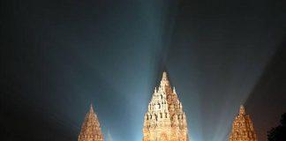 Стародавні храми Прамбанан на острові Ява (1)