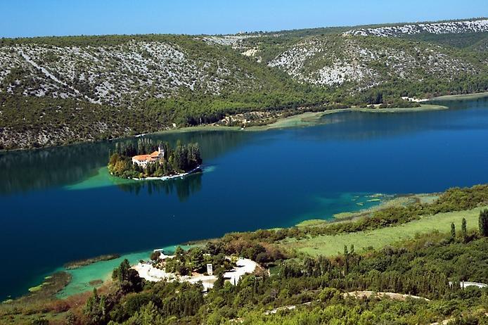 Острів Вісовац в Хорватії (10)