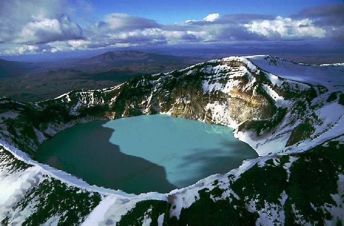 Вулкан Малий Семячік на Камчатці (5)