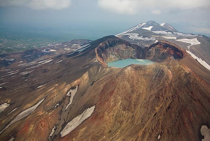 Вулкан Малий Семячік на Камчатці (4)