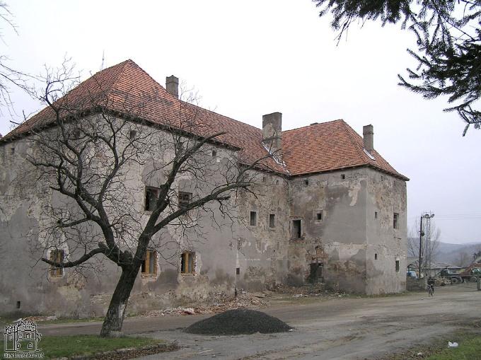 Чинадіївська оборонна фортеця