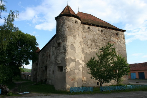 Чинадіївський замок