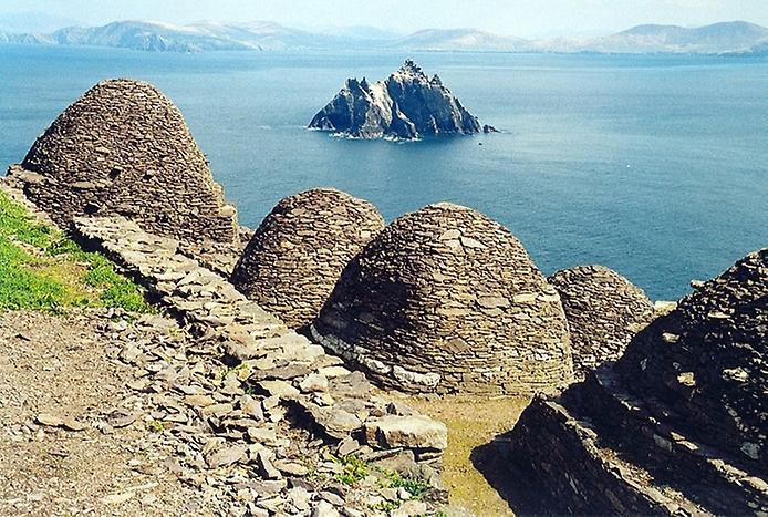 Скелліг-Майкл. Містичний монастир посеред океану (8)