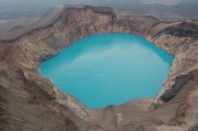 Вулкан Малий Семячік на Камчатці (3)