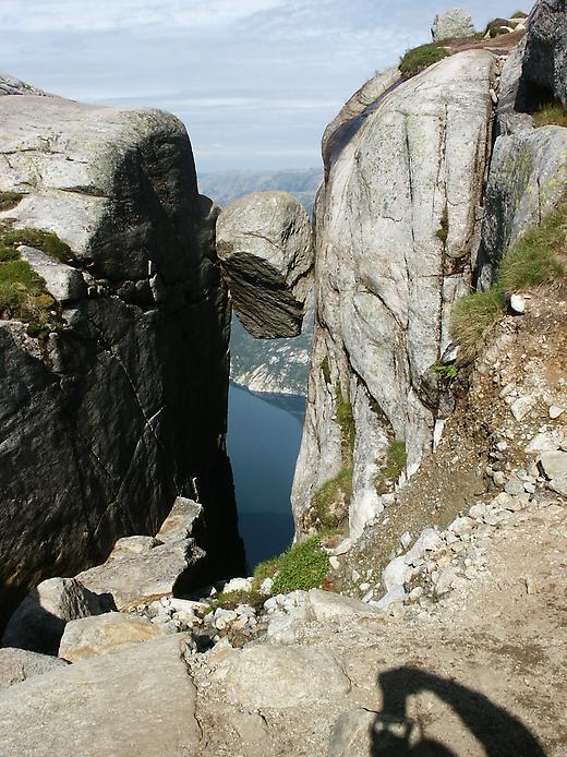 Кйорагболтен. Камінь-горошина над прірвою (5)