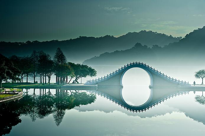 Юйдайцяо. Міст Нефритового Пояса (4)