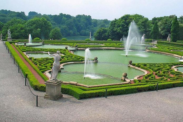 Дивовижний палац Бленхейм, родовий маєток герцогів Мальборо (4)