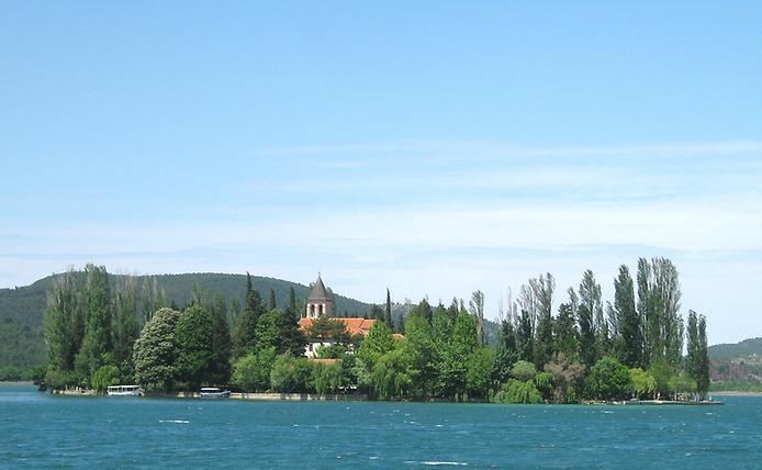 Острів Вісовац в Хорватії (5)