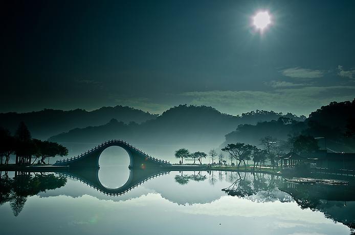 Юйдайцяо. Міст Нефритового Пояса (3)