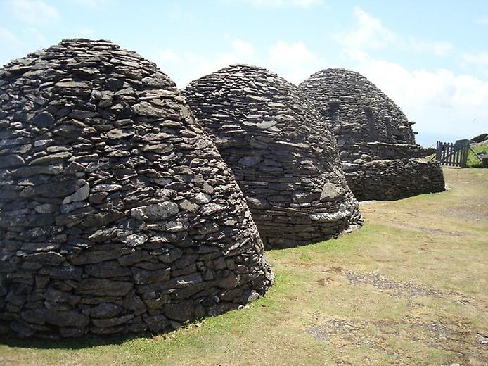 Скелліг-Майкл. Містичний монастир посеред океану (3)