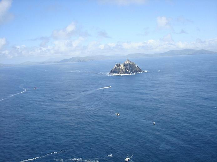 Скелліг-Майкл. Містичний монастир посеред океану (2)