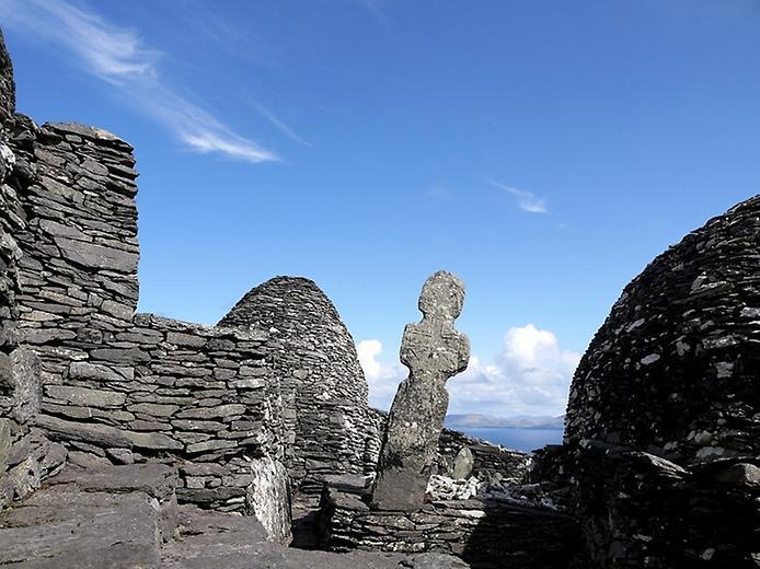 Скелліг-Майкл. Містичний монастир посеред океану (1)