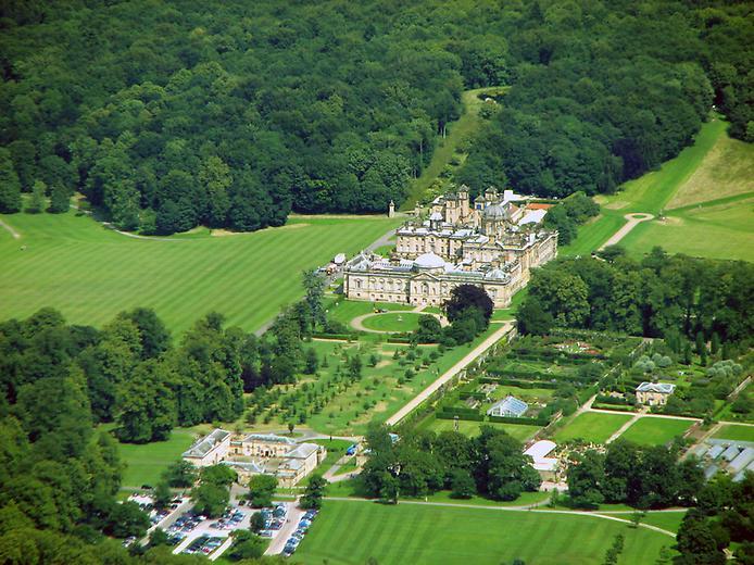 Касл-Ховард, або Замок Говардів, вважається самим пишним палацом Великобританії (1)