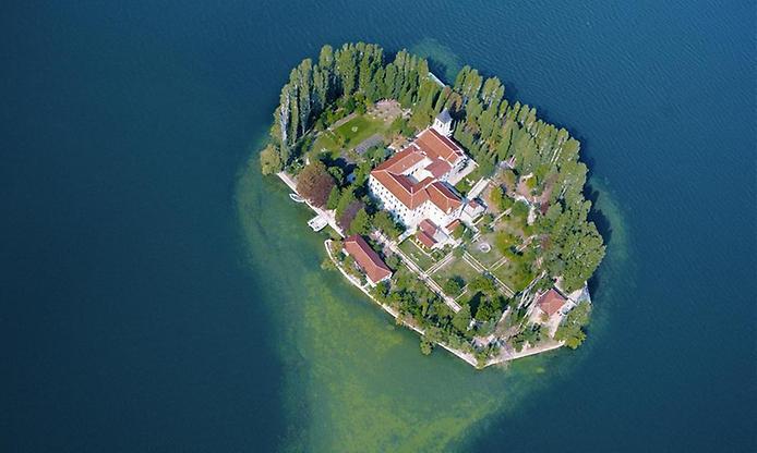 Острів Вісовац в Хорватії (3)
