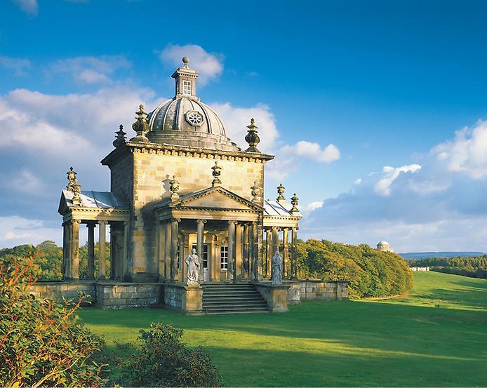 Касл-Ховард, або Замок Говардів, вважається самим пишним палацом Великобританії (11)