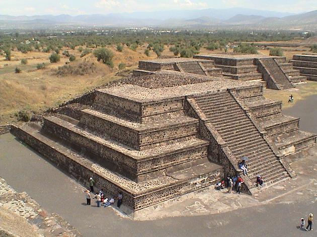 Теотіуакан - загадкове місто стародавнього світу, де люди стають богами (7)
