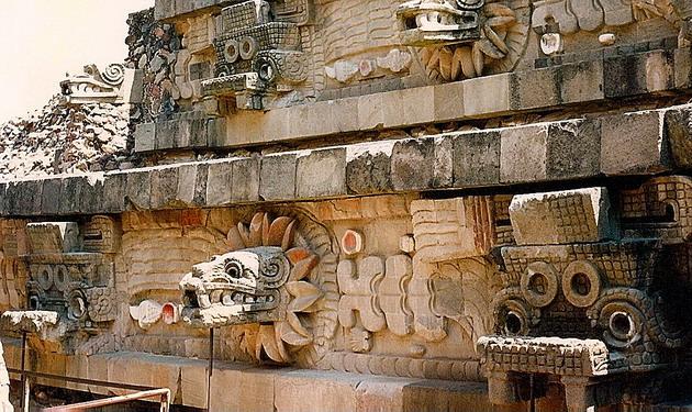 Теотіуакан - загадкове місто стародавнього світу, де люди стають богами (6)