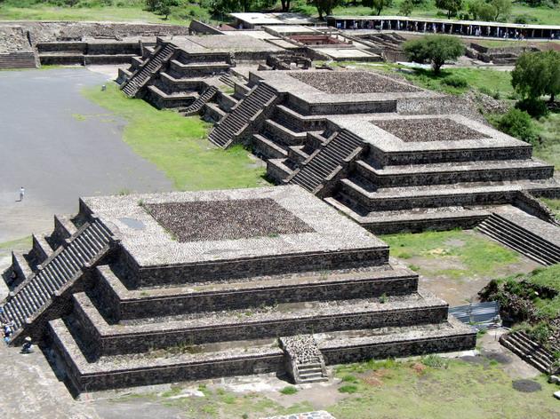 Теотіуакан - загадкове місто стародавнього світу, де люди стають богами (5)