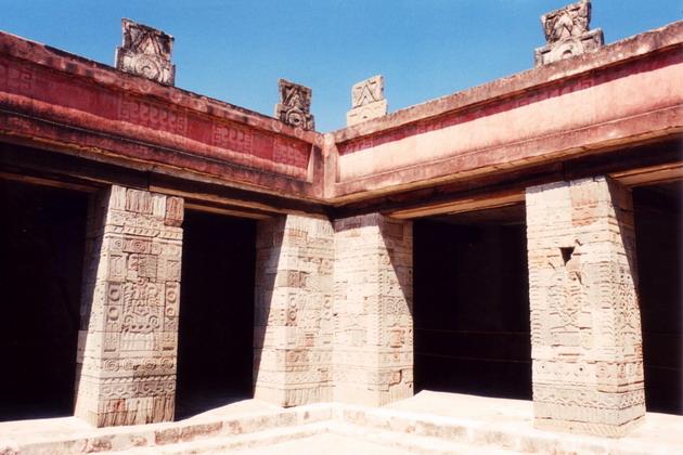 Теотіуакан - загадкове місто стародавнього світу, де люди стають богами (4)