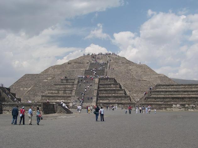 Теотіуакан - загадкове місто стародавнього світу, де люди стають богами (3)