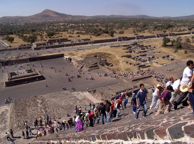 Теотіуакан - загадкове місто стародавнього світу, де люди стають богами (1)