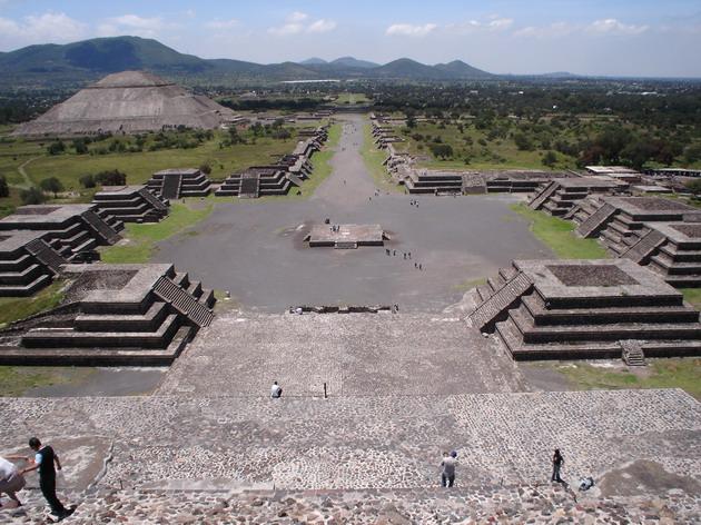 Теотіуакан - загадкове місто стародавнього світу, де люди стають богами (16)