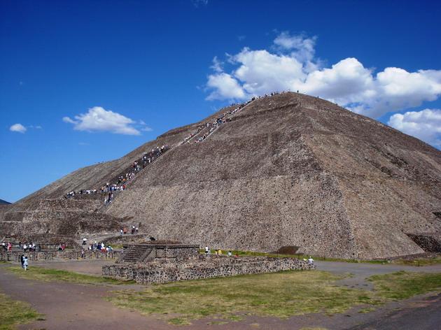 Теотіуакан - загадкове місто стародавнього світу, де люди стають богами (14)