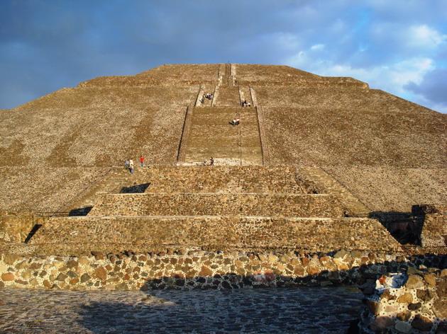 Теотіуакан - загадкове місто стародавнього світу, де люди стають богами (12)