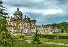 Касл-Ховард, або Замок Говардів, вважається самим пишним палацом Великобританії (2)