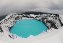 Вулкан Малий Семячік на Камчатці (1)