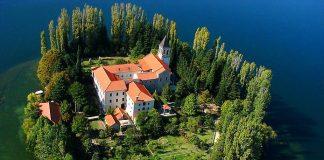 Острів Вісовац в Хорватії (1)