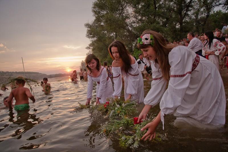 Свято Купала на Хортиці Фото: Тарас Макаренко