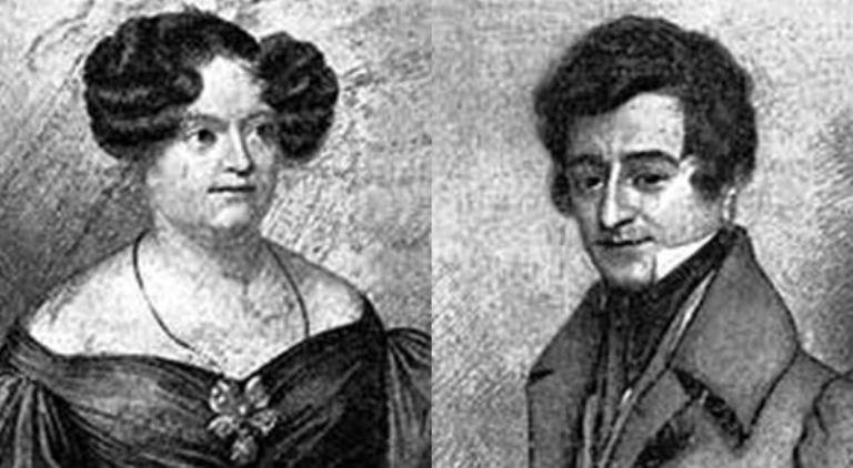 Григорій Тарновський та його дружина Анна