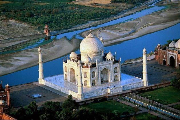Тадж-Махал - «перлина Індії», «восьме диво світу», одна з найкрасивіших будівель у світі (9)