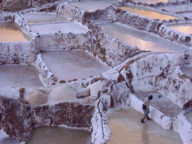 Соляні тераси Марас цивілізації інків (8)