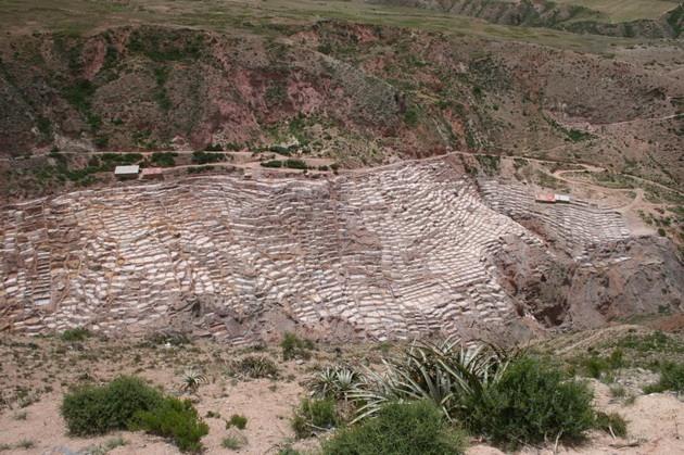 Соляні тераси Марас цивілізації інків (7)