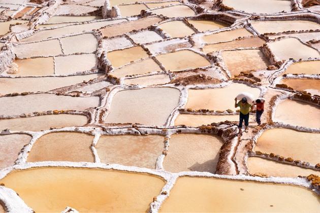 Соляні тераси Марас цивілізації інків (5)